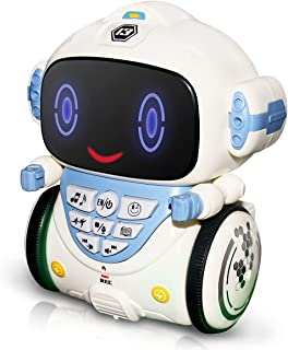 SEDOLA Smart Robot Toys for Kids Children,Voice Control,Dance&Sing&Walk,Recording&Speak Like You, Boys and Girls of Age 3 ...