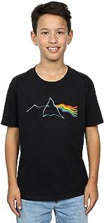 Pink Floyd Niños Rippled Prism Camiseta