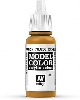 Vallejo Ochre Brown Paint, 17ml