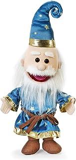 """14"""" Wizard, Magical Merlin, Hand Puppet"""