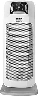 Fakir prestige HT 400 Calentador de ventilador Interior Gris, Blanco 2000 W - Calefactor (Calentador de ventilador, 1,7 m, Interior, Piso, Gris, Blanco, De plástico)
