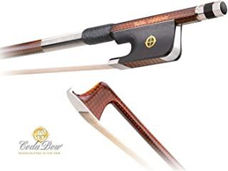 CodaBow Diamond GX Carbon Fiber 4/4 Cello Bow