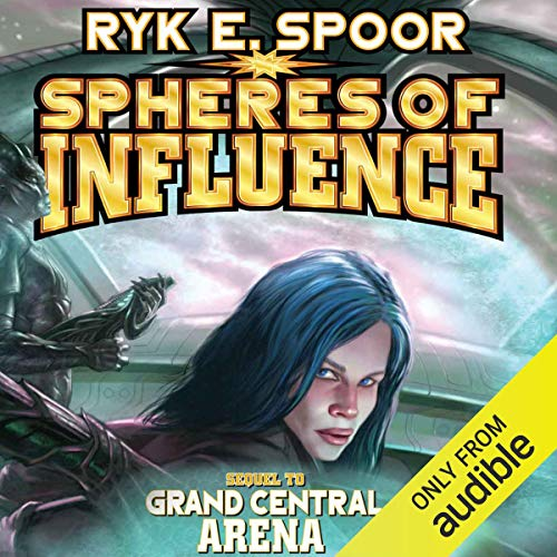 Spheres of Influence audiobook cover art