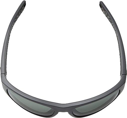 Gray Silver Mirror 580G/Matte Gray Frame