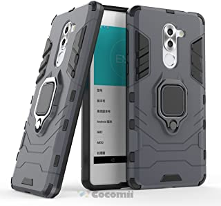 9abb9428d64 Cocomii Black Panther Armor Huawei Honor 6X/Mate 9 Lite/GR5 2017 Funda [