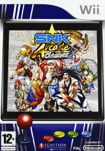 SNK Arcade Classics Vol.1 [Import spagnolo]