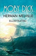 Moby-Dick Illustrated (English Edition)