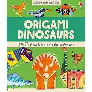 Origami Dinosaurs:Thecricketmaster