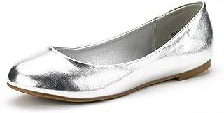 Women's Sole-Simple Ballerina Walking Flats Shoes
