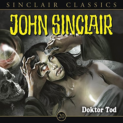 Doktor Tod audiobook cover art