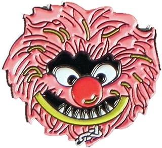 Spilla in Metallo smaltato Spilla Animale (Muppet Puppet)