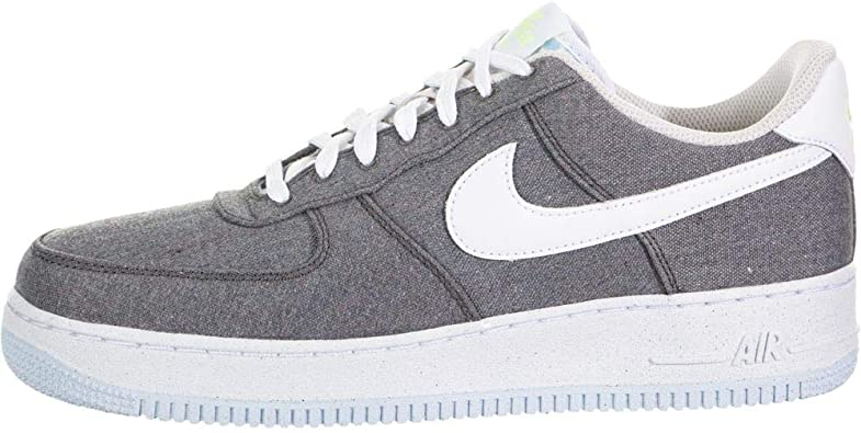Amazon.com | Nike Men's Shoes Air Force 1 Low Recycled Canvas ...