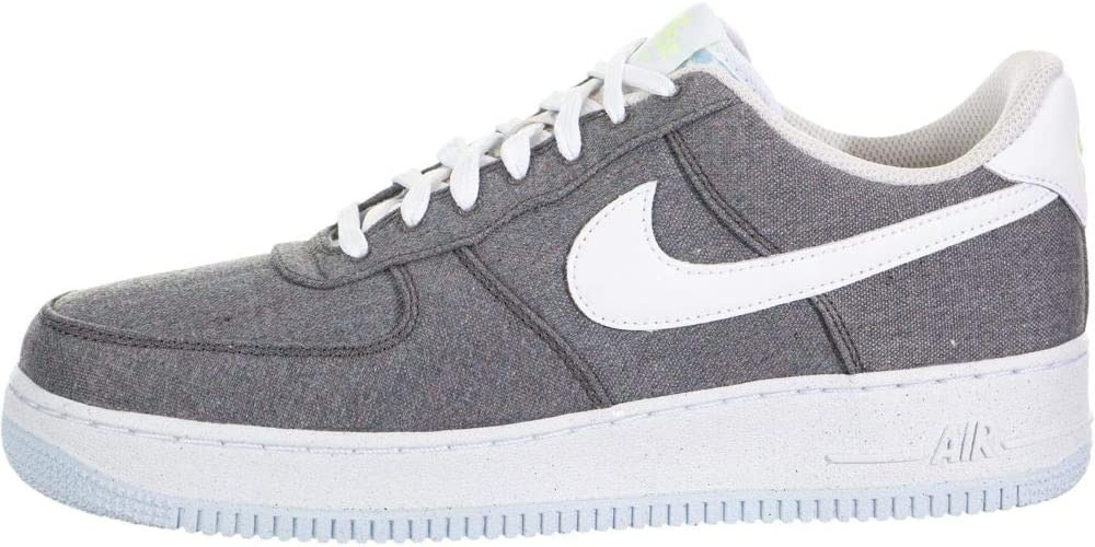 Nike Air Force 1 '07 AF1 Sneaker Uomo Iron Grey White CN0866002