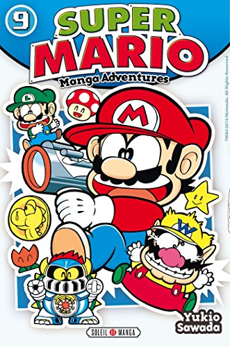 Super Mario Manga Adventures T09