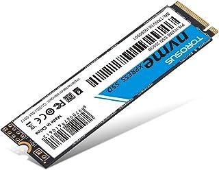 TOROSUS 256 GB SSD NVMe PCle Express M.2 2280 GEN3.0x4 Interno SSD Ad Alte Prestazioni Solid State Drive