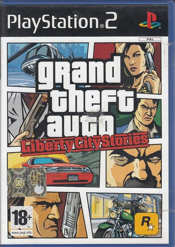 GTA: L iberty City Stories