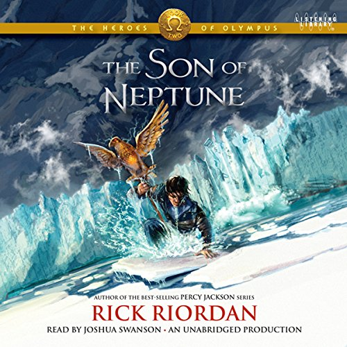 Page de couverture de The Son of Neptune