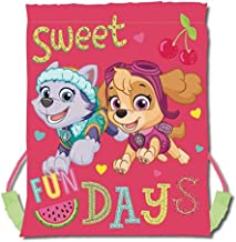 Youth Mountaineering and Trekking Unisex Children Multi-Colour Paw Patrol Set Bag Drawstring Gymbag Sunglasses Mountaineering One Size