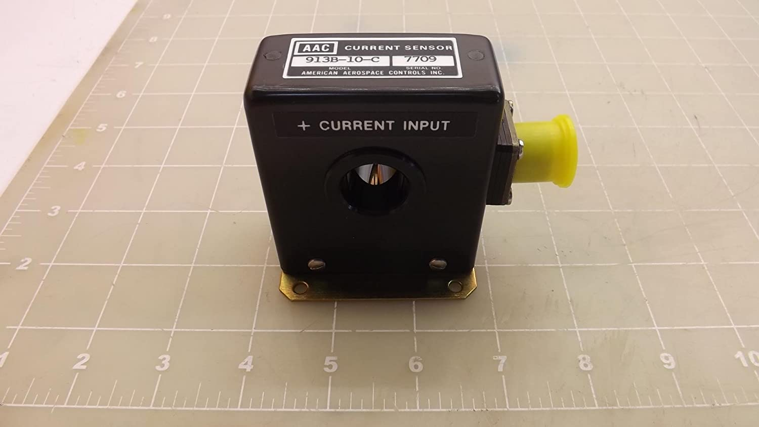 ACC American Aerospace Controls Current 913B-10-C Sensor At Save money the price of surprise T34468