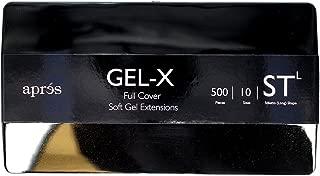APRES GEL-X TIPS (Stiletto Long)