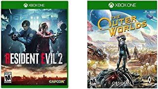 Resident Evil 2 - Xbox One & The Outer Worlds Xbox One