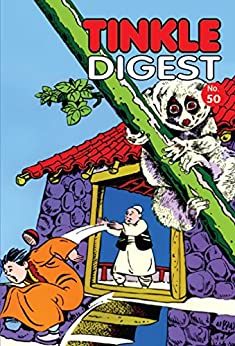 Tinkle Digest 50 by [ANANT PAI]