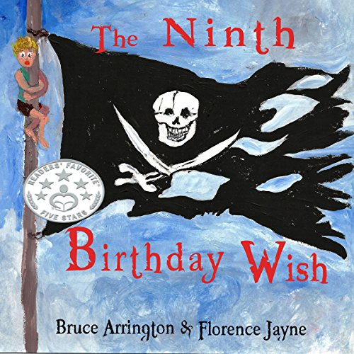 The Ninth Birthday Wish audiobook cover art