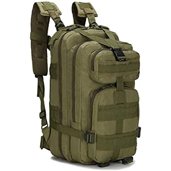 Greenpromise Mochila t/áctica unisex de 30 l impermeable de camuflaje mochilas para escalada al aire libre senderismo camping