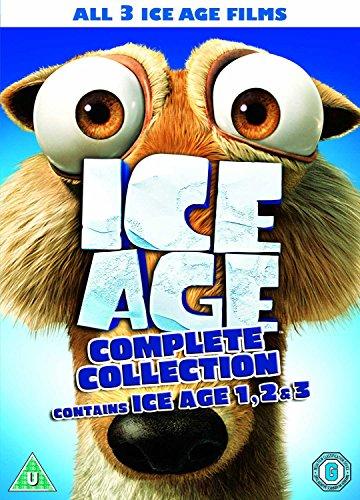 Ice Age Collection (3 Dvd) [Edizione: Regno Unito] [Reino Unido]