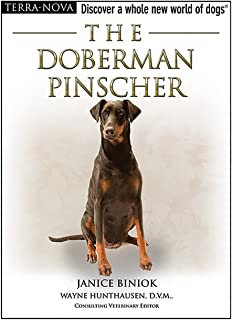 doberman bookends