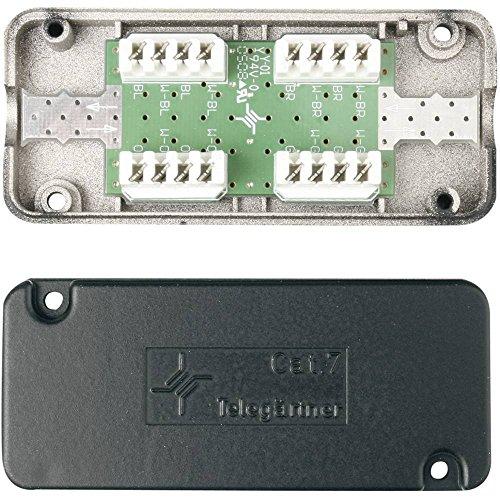Telegärtner Verbindungsmodul Cat. 7A, LSA+ Verbindungsmodul Cat. 7