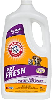 Arm & Hammer Pet Fresh Extractor Chemical, 64 oz