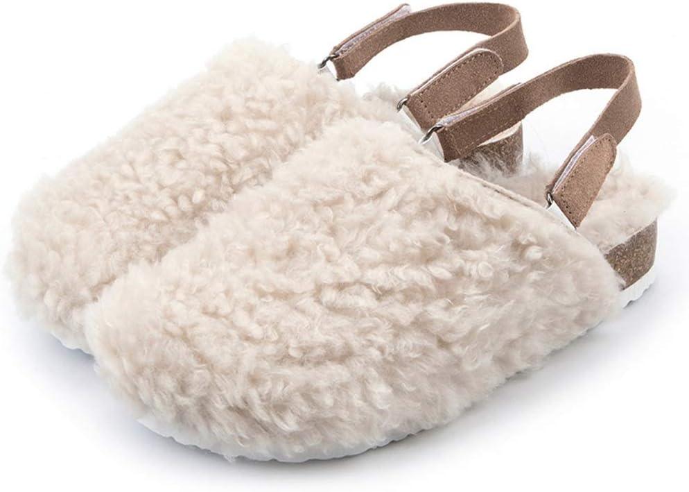 CUJUX Winter New Max 54% OFF Women Indoor Cork Anti-Slip Slipper service Warm P Keep