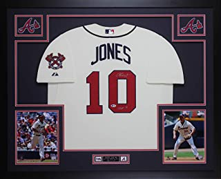 Best chipper jones jersey signed Reviews
