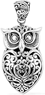 Best sterling silver owl jewelry Reviews