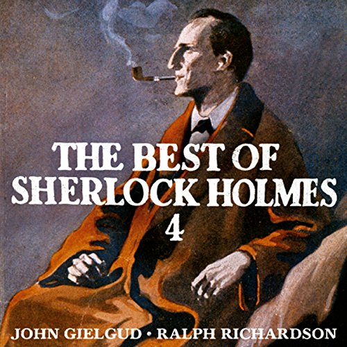 『The Best of Sherlock Holmes, Volume 4 (Dramatised)』のカバーアート