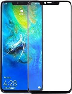 WTYD Mobile Phone Lens Glass Front Screen Outer Glass Lens for Compatible with Huawei Mate 20 Pro