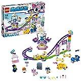 LEGO Unikitty - Feria del Unireino, Juguete de Construcción con Piezas de Parque de Atracciones Divertido para Niños y...