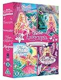 Barbie-Mariposa/Fairytopia Set [Reino Unido] [DVD]