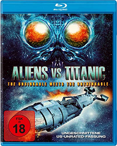 Aliens vs. Titanic - uncut Version [Blu-ray]