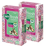 carefresh Complete Confetti Pet Bedding, 23 L (2-Pack)