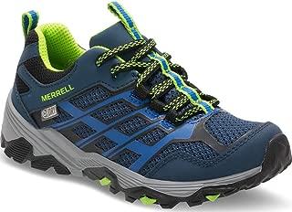 Merrell Boys Ml-B Moab Low Waterproof Hiking Shoes
