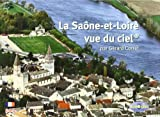 La Saone et Loire Vue du Ciel Fr/Ang