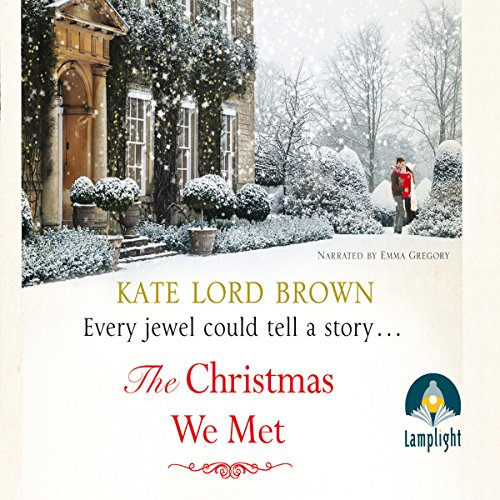 The Christmas We Met audiobook cover art