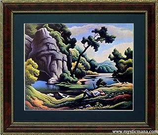 Thomas Hart Benton Art Print Highest Quality Framed Display