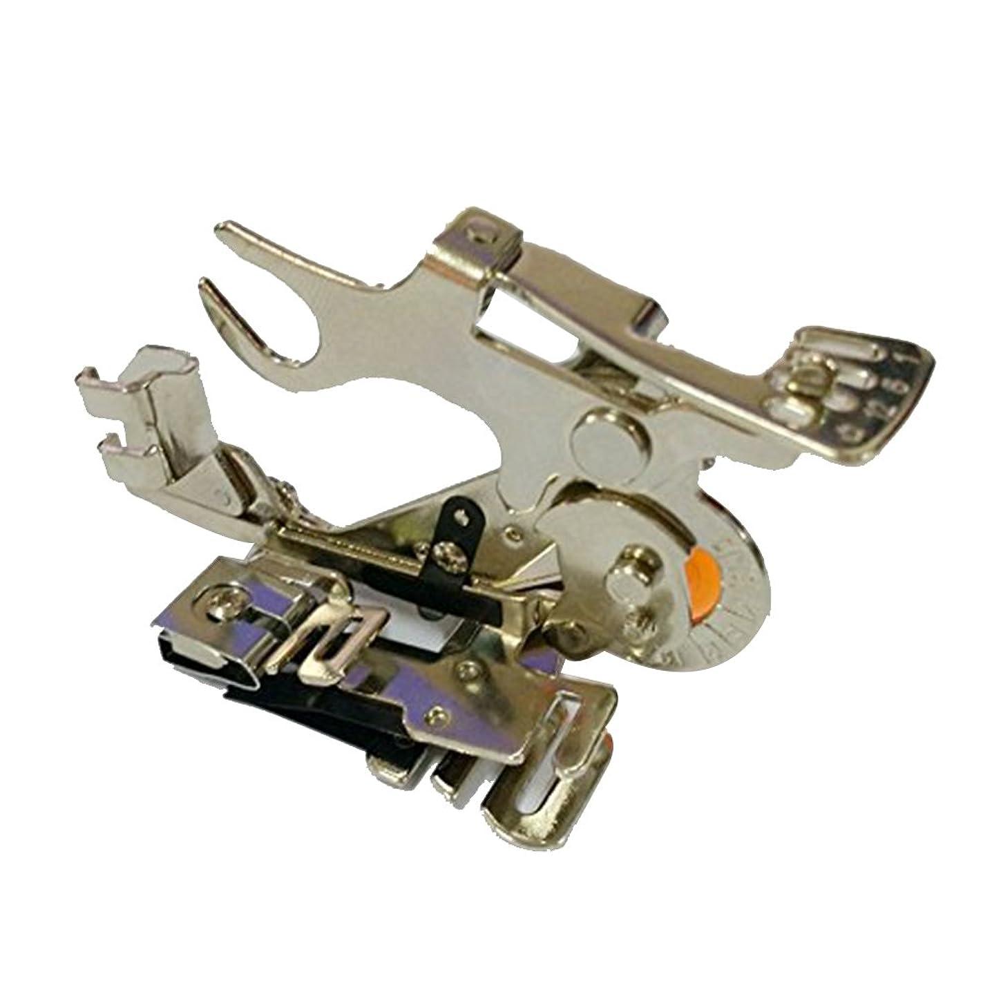 HONEYSEW Ruffler Foot for Singer Slant Shank Sewing Machines #55642S