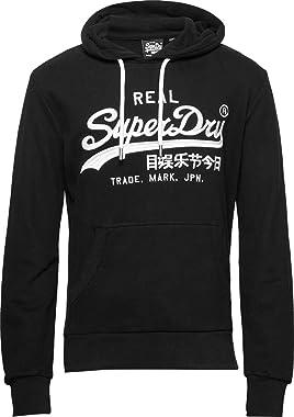 Superdry VL Mono EMB Hood Sweat-Shirt Homme