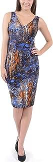 Isabel de Pedro Jungle Print Pencil Dress