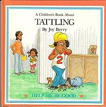 children's books about tattling