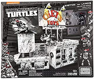 Teenage Mutant Ninja Turtles Rooftop Combat Building Set